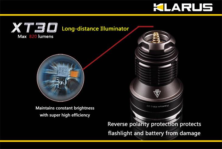 Klarus LED El Fenerleri